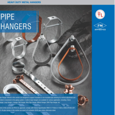 Pipe Hanger Suppliers in Lahore