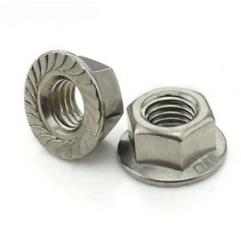 Flange Nuts Manufacturers in Lahore